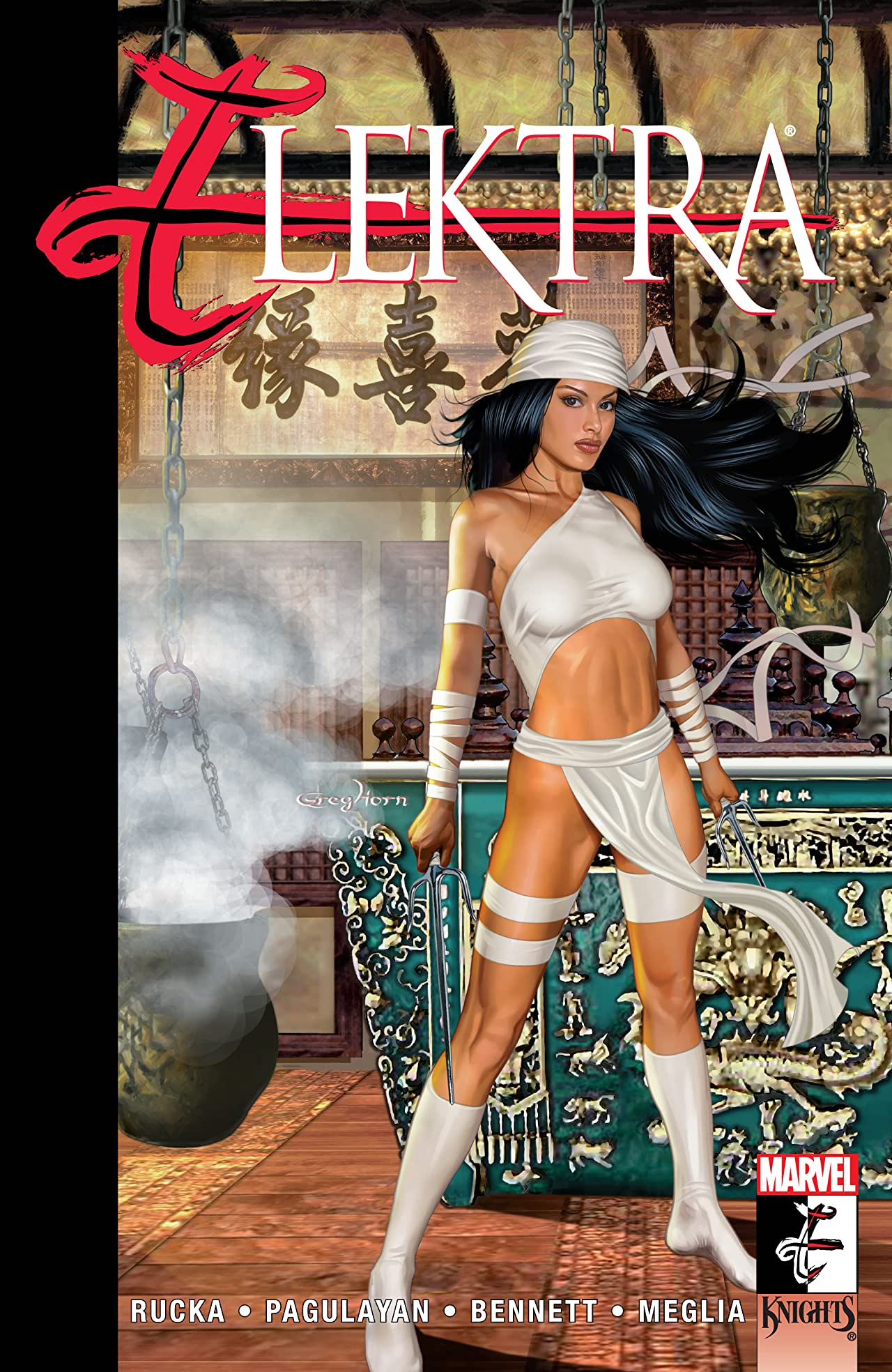 Elektra Tome 2: Everything Old Is New Again