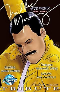 Tribute: Freddie Mercury: Spanish Edition