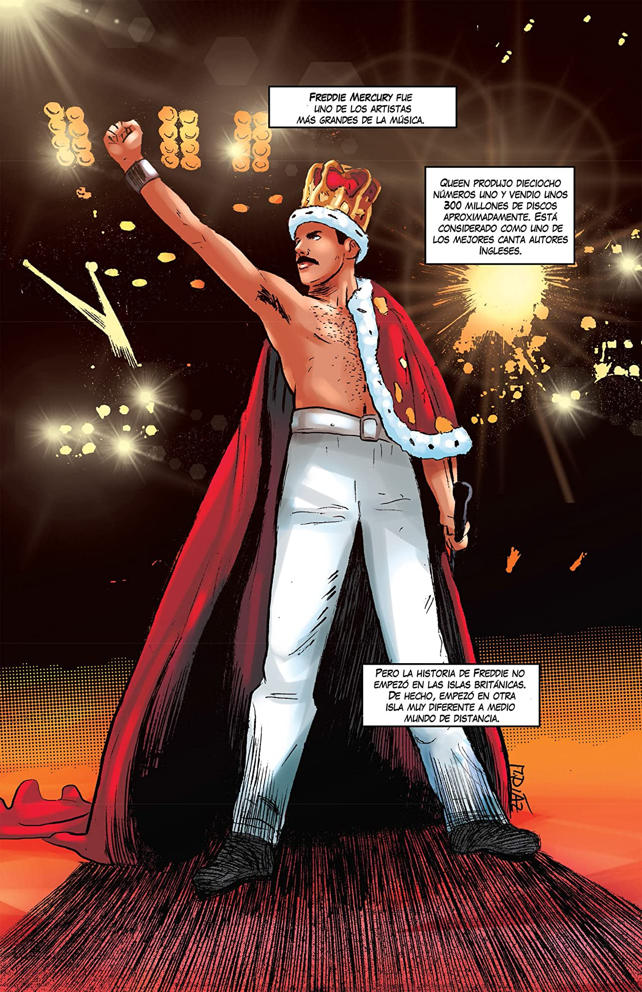 Tribute: Freddie Mercury: Spanish Edition
