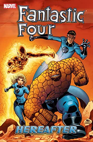 Fantastic Four Vol. 4: Hereafter