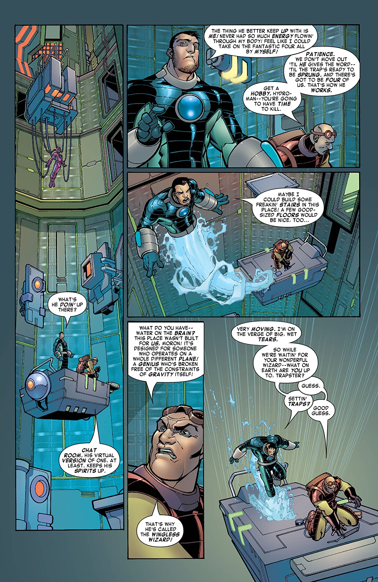 Fantastic Four Tome 5: Disassembled
