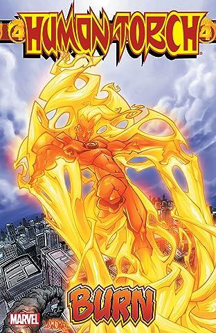 Human Torch: Burn
