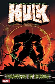 Incredible Hulk: Transfer Of Power