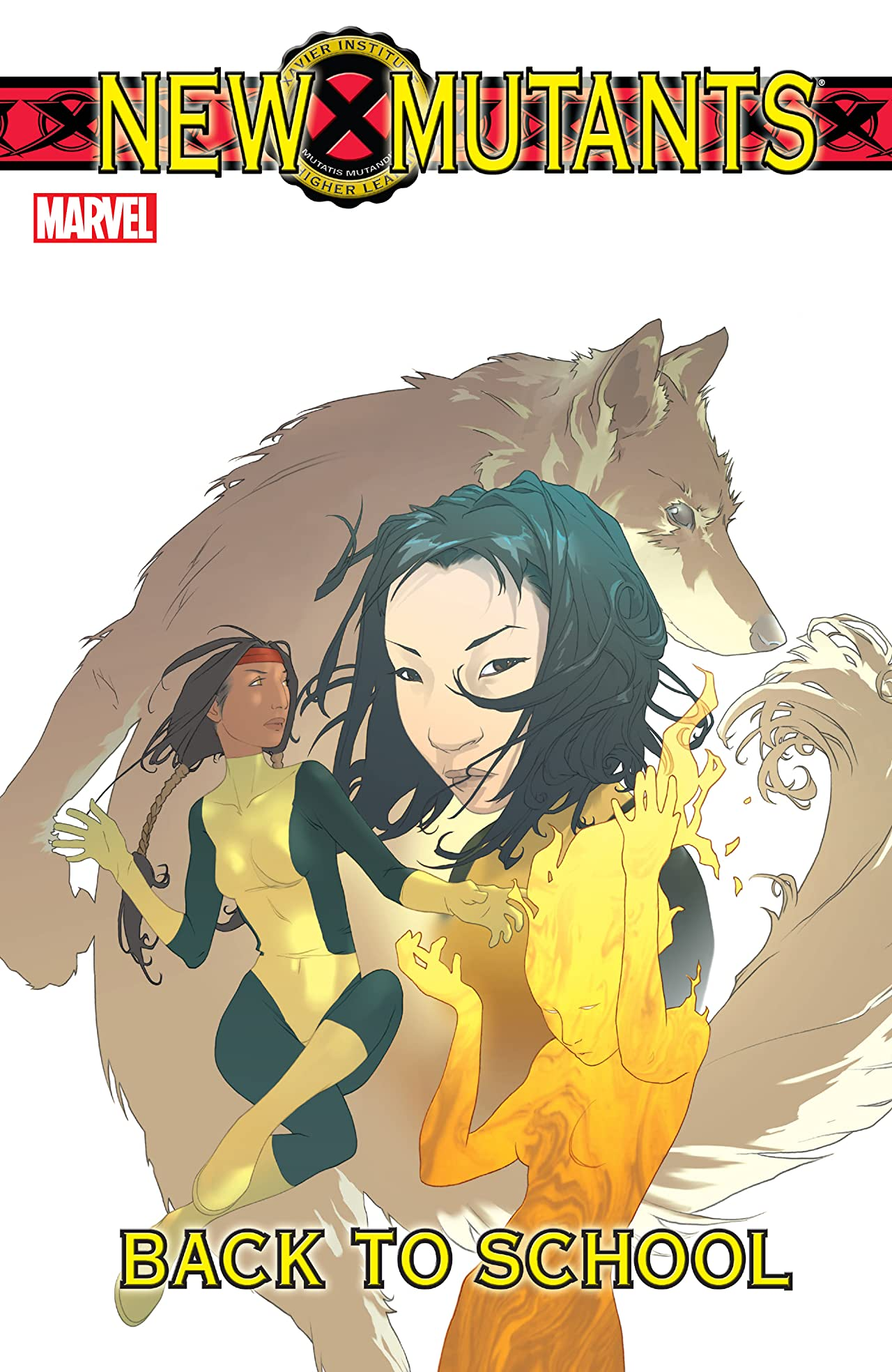 New Mutants Tome 1: Back To School
