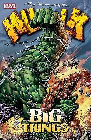 Incredible Hulk: Big Things
