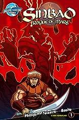 Ray Harryhausen Presents: Sinbad - Rogue of Mars Vol. 2 #1
