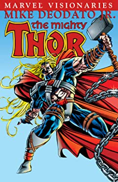 Thor Visionaires: Mike Deodato Jr.