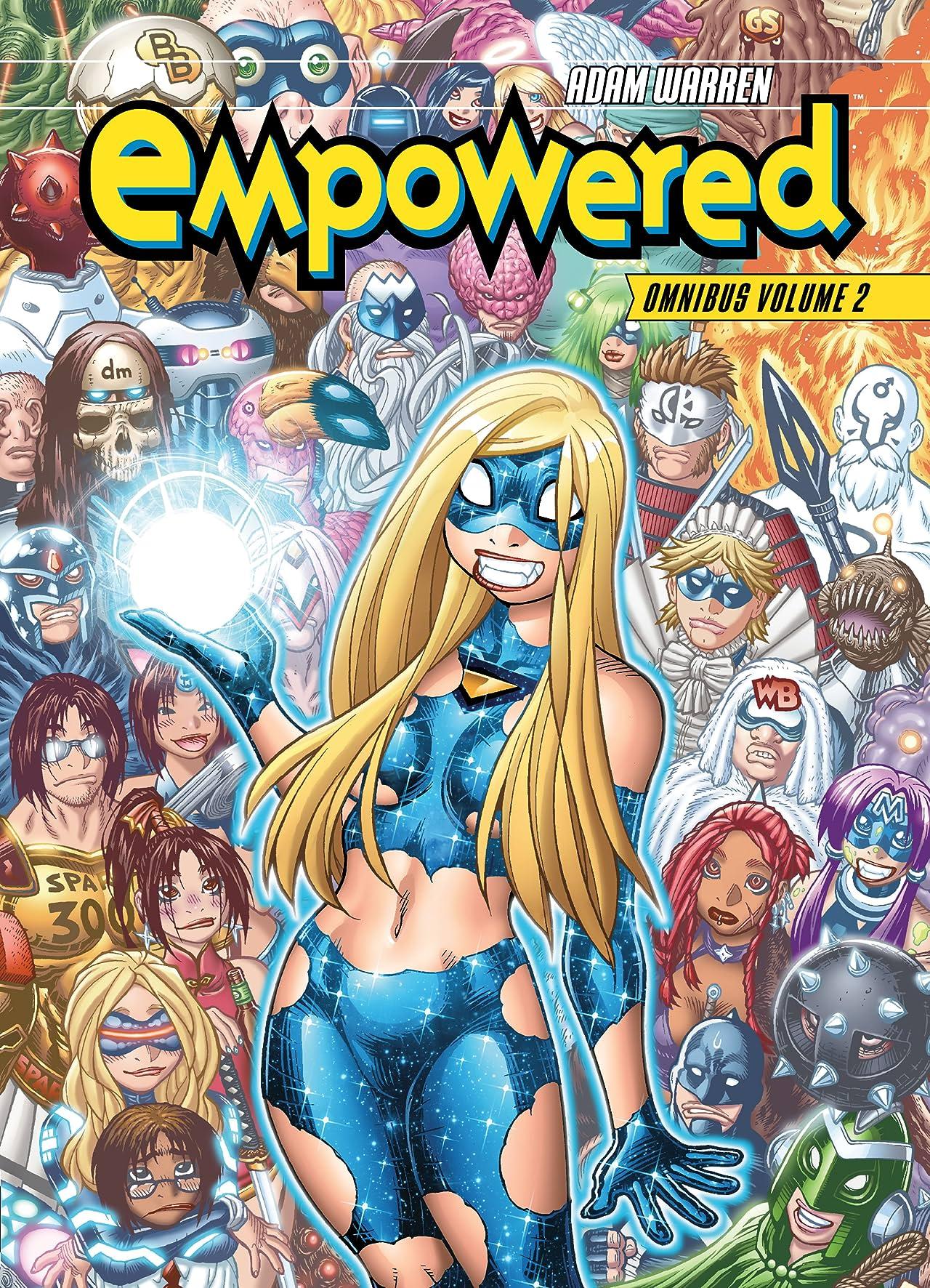Empowered Omnibus Vol. 2