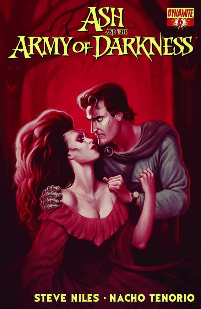 Ash and the Army of Darkness #6: Digital Exclusive Edition