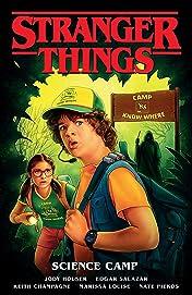 Stranger Things Vol. 4: Science Camp
