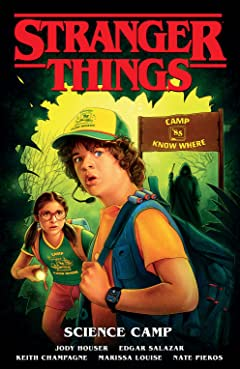 Stranger Things Tome 4: Science Camp