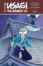 Usagi Yojimbo Saga Vol. 9
