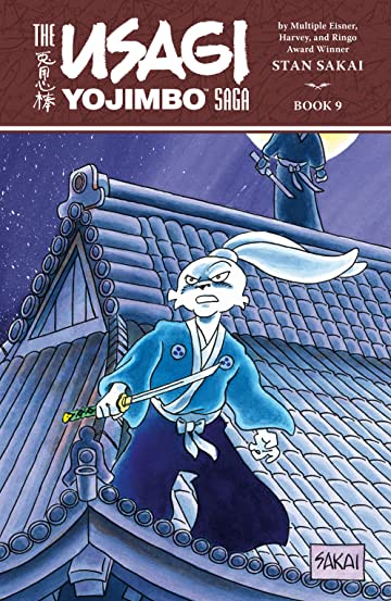 Usagi Yojimbo Saga Vol. 9