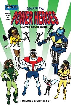 Saga of the Power Heroes #1
