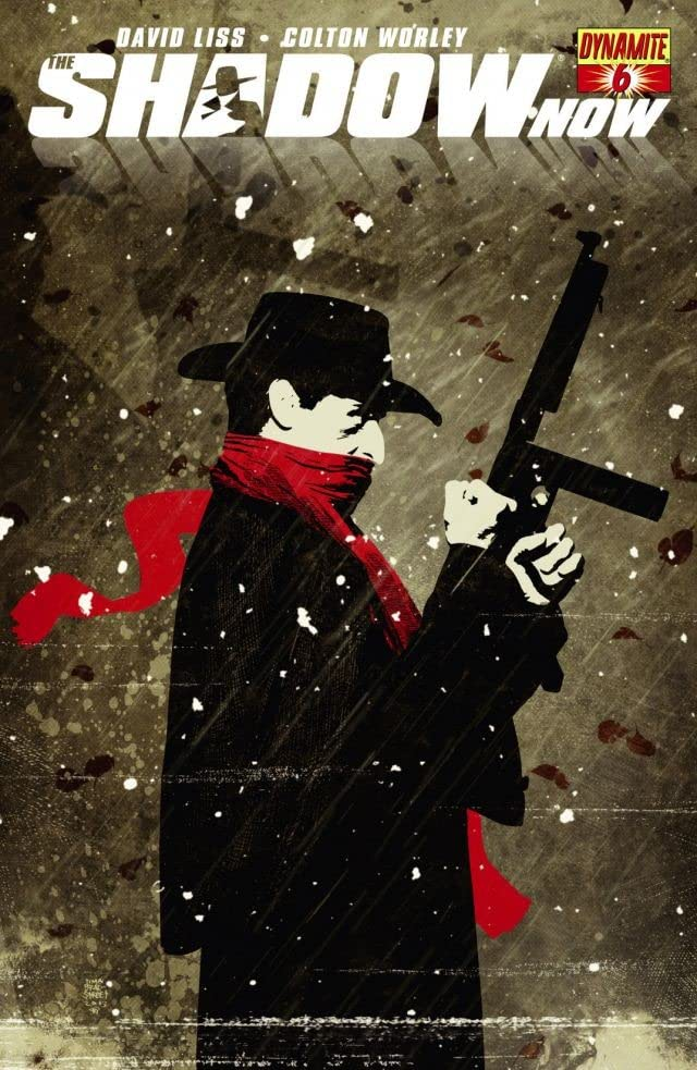 The Shadow Now #6 (of 6): Digital Exclusive Edition