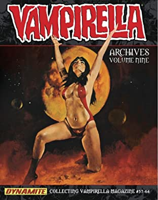 Vampirella Archives Vol. 9