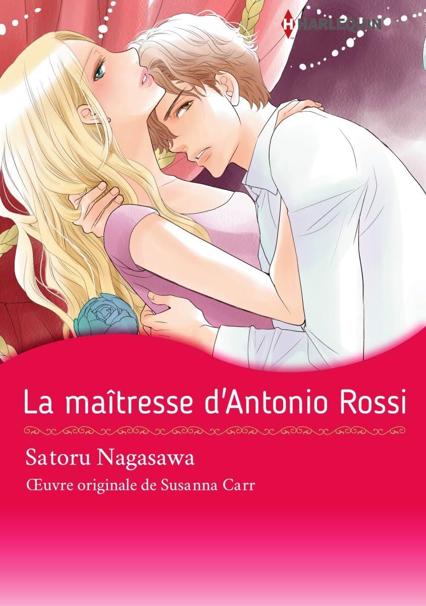 La maîtresse d'Antonio Rossi