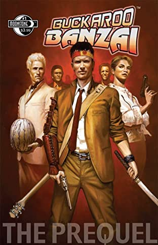 Buckaroo Banzai: The Prequel #1 (of 2)