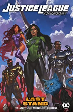 Justice League Odyssey (2018-) Tome 4: Last Stand