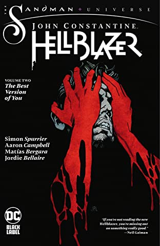 John Constantine: Hellblazer (2019-) Tome 2: The Best Version of You