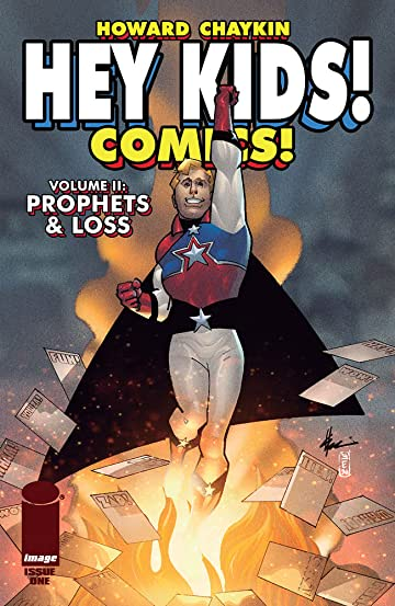 Hey Kids! Comics! Vol. 2 #1: Prophets & Loss