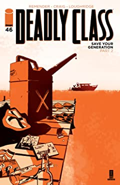 Deadly Class #46