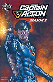 Captain Action Season Two #1