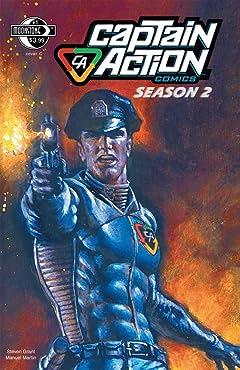 Captain Action Season Two #1