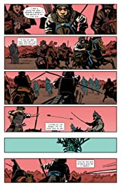 The Old Guard: Tales Through Time #2 (of 6)