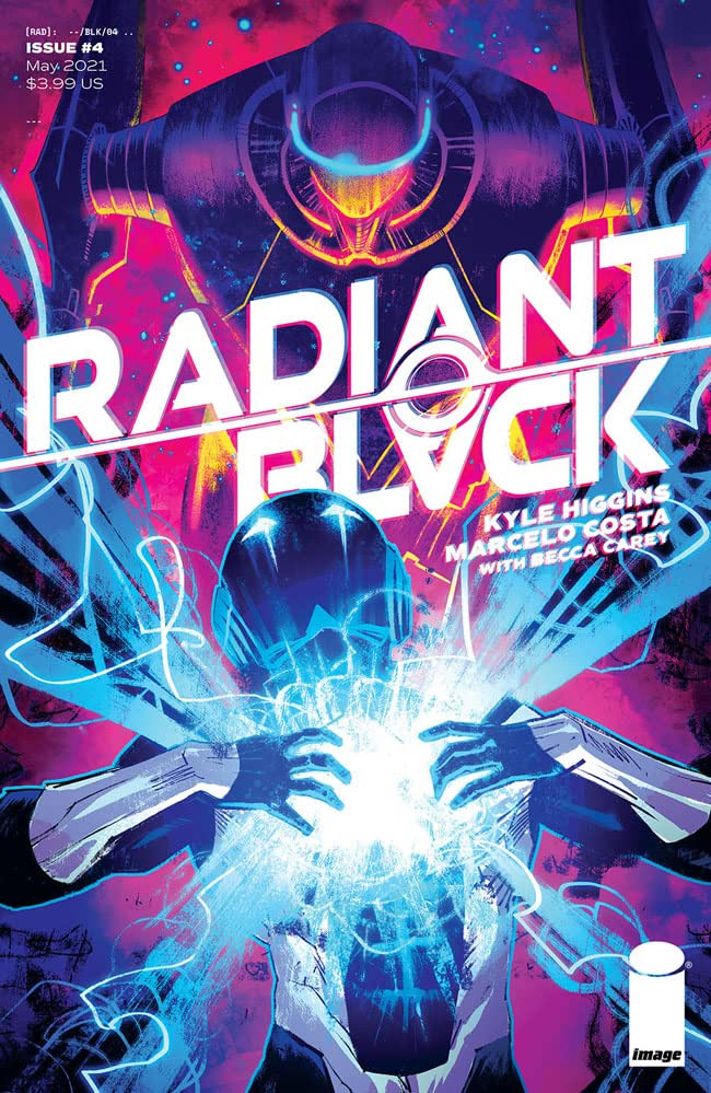 Radiant Black #4