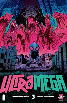 Ultramega by James Harren #3