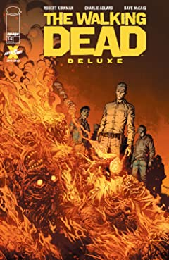The Walking Dead Deluxe No.14