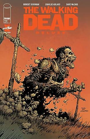 The Walking Dead Deluxe No.15