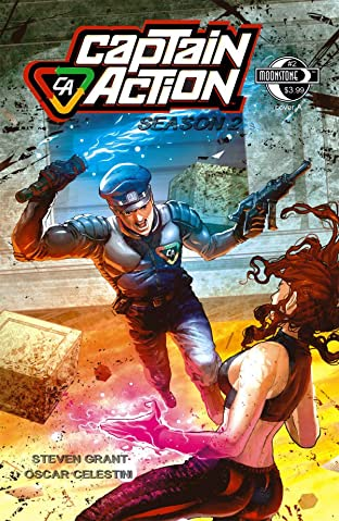 Captain Action Season Two #2