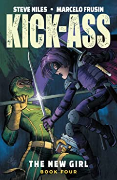 Kick-Ass Vol. 4: The New Girl