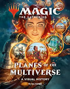 Magic: The Gathering: Planes of the Multiverse: A Visual History