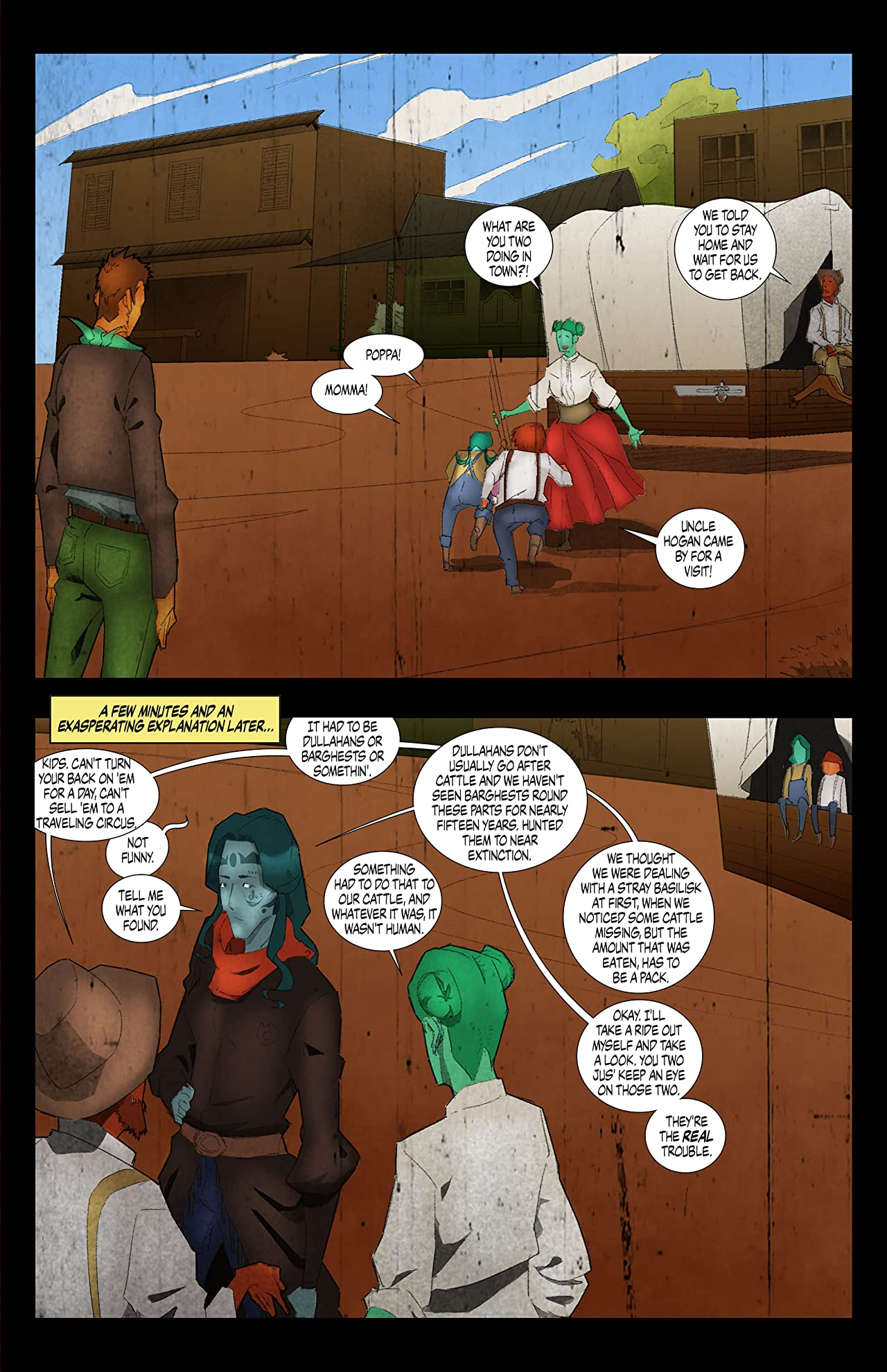 Age of Reckoning, Seven Hells #4