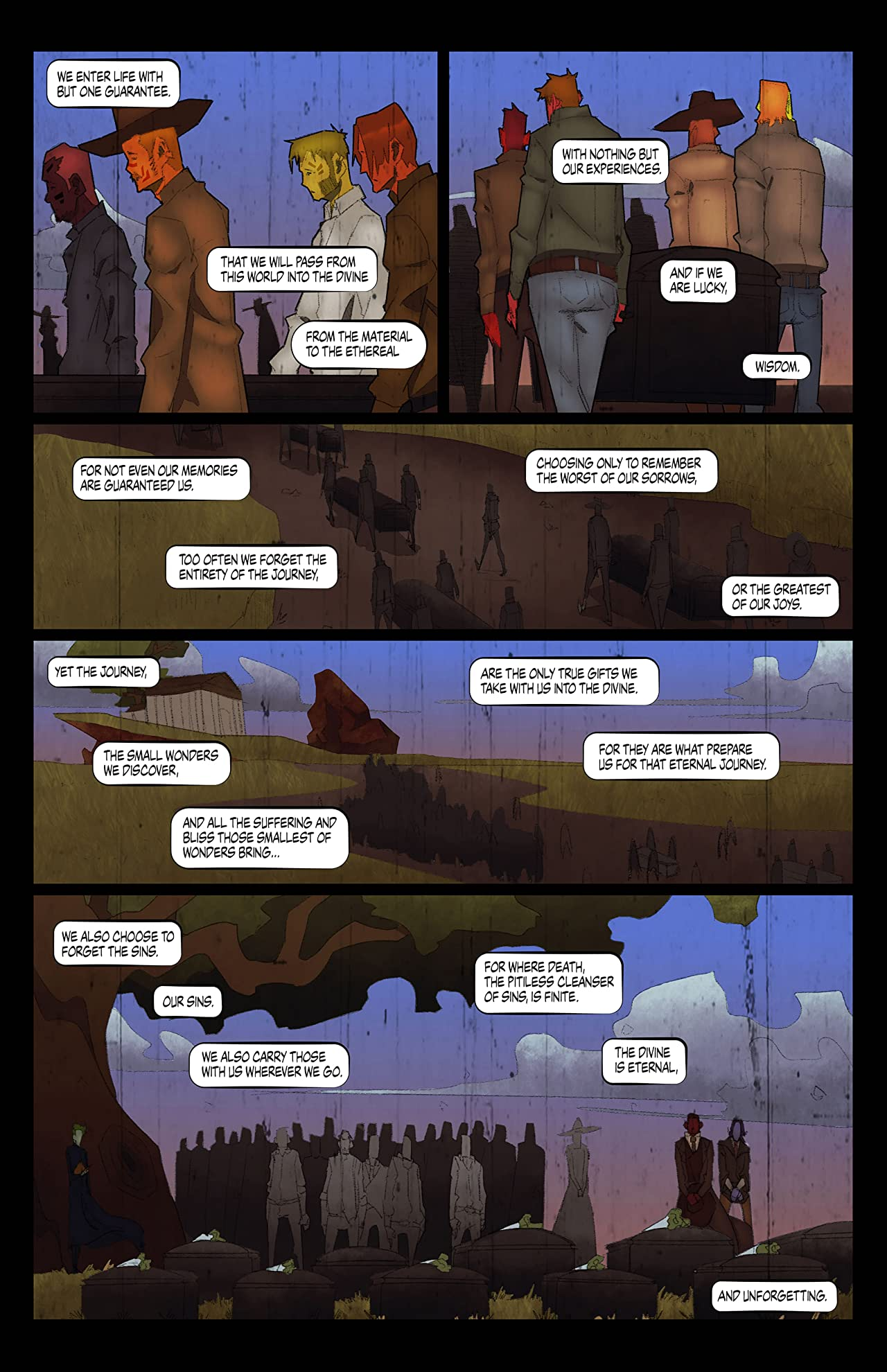 Age of Reckoning, Seven Hells #5
