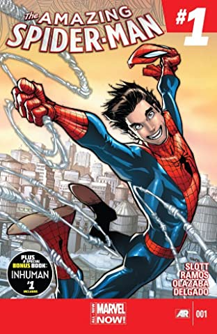 Amazing Spider-Man (2014-2015) No.1