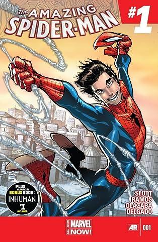 Amazing Spider-Man (2014-2015) #1