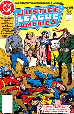 Justice League of America (1960-1987) No.159