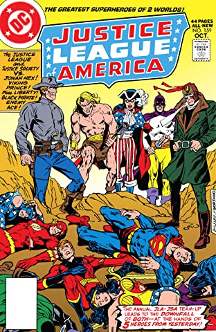 Justice League of America (1960-1987) No.159