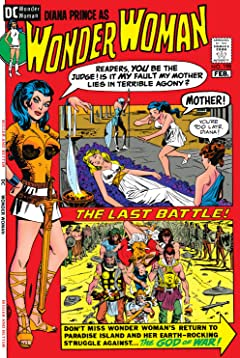 Wonder Woman (1942-1986) No.198