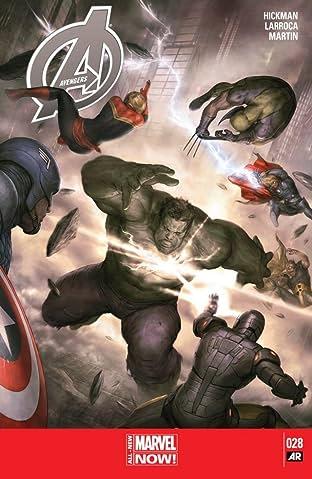 Avengers (2012-2015) No.28