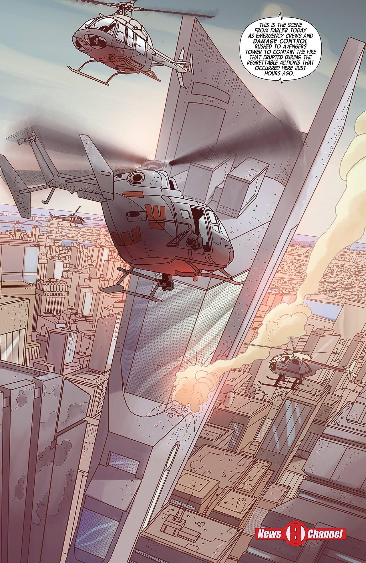 Avengers (2012-2015) #28