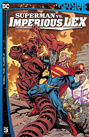 Future State (2021-) No.3: Superman vs. Imperious Lex