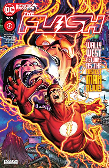 The Flash (2016-) #768