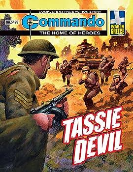 Commando #5423: Tassie Devil