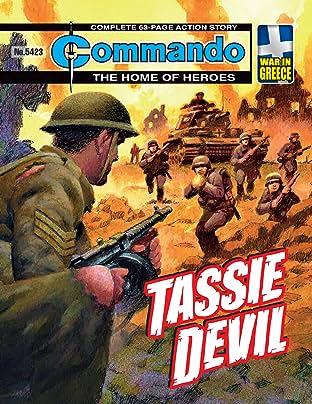 Commando No.5423: Tassie Devil