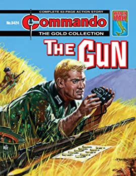 Commando #5424: The Gun